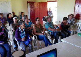 Caracterización Socio-económica vereda Colmenas 2017