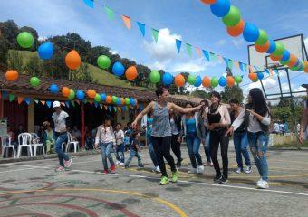 Festivales comunitarios Colmenas 2018