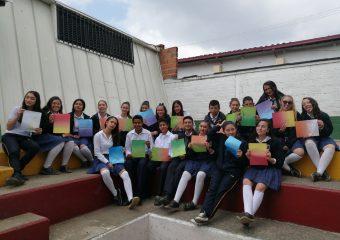 Proceso formativo Viaje de Héroes y Heroínas en la zona urbana y veredas de la zona rural sur del municipio de La Ceja