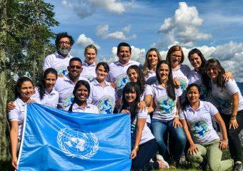 Capacitación a capacitadores: Jóvenes líderes de Paz y Reconciliación en Colombia… Un enfoque transformador.